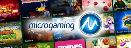 Revue de jeux Microgaming